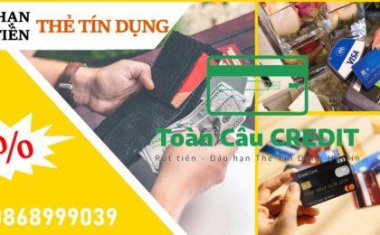 Mẹo rút tiền thẻ tín dụng