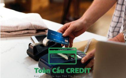 Rút tiền thẻ tín dụng Thái Hà