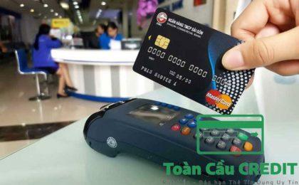 Dùng thẻ tín dụng rút tiền mặt như thế nào?