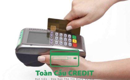 Có nên rút tiền mặt từ thẻ tín dụng hay không?