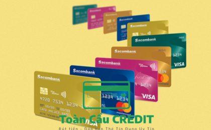 Rút tiền thẻ tín dụng techcombank