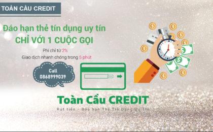 Dịch vụ đáo hạn thẻ tín dụng tại Hà Nội