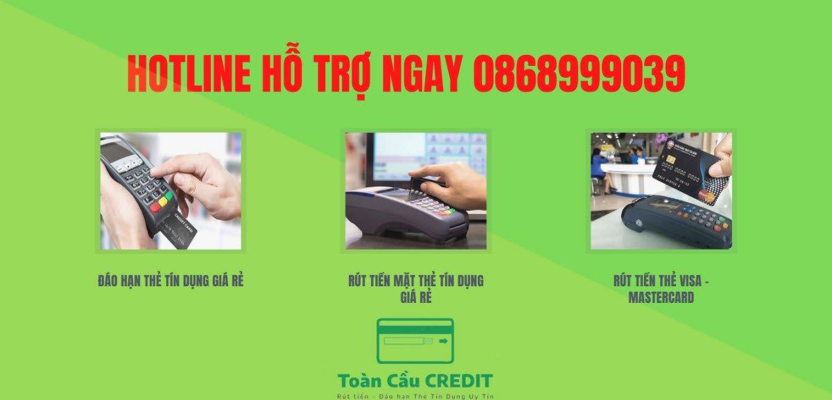 đơn vị uy tín đáo hạn thẻ tín dụng