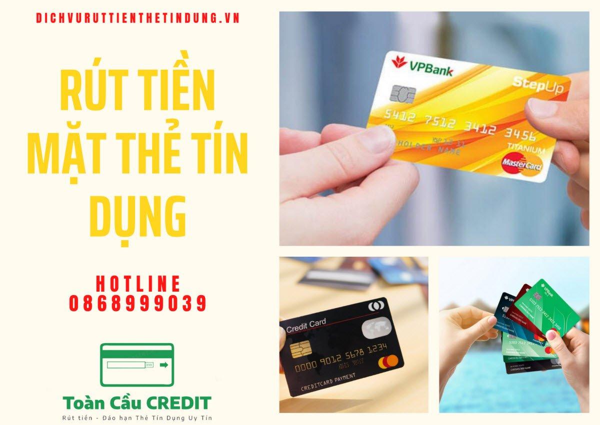 Dịch vụ đáo hạn tín dụng Toàn Cầu Credit