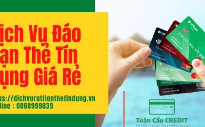 Dịch vụ đáo hạn thẻ tín dụng tại quận Cầu Giấy